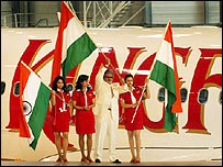 Vijay Mallya (Photo: Kingfisher Airlines)