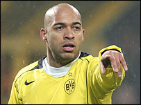 Dede joined Dortmund in July 2000