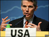 US Trade Representative Rob Portman