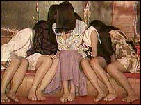 Child prostitutes in Thailand