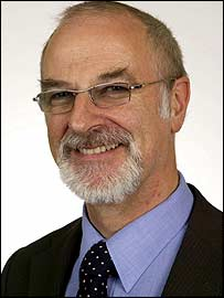 Professor David Sharpe OBE