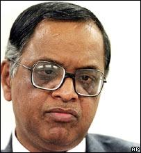 Infosys Technologies chairman, NR Narayana Murthy