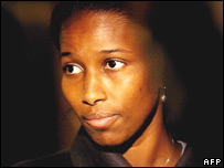 Dutch MP Ayaan Hirsi Ali
