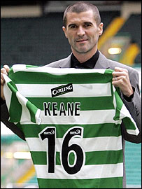 Image result for roy keane celtic