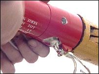 Harpoon grenade (BBC)
