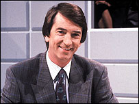 The Krypton Factor host Gordon Burns