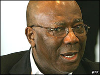 Sierra Leone president