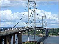 Forth Road Bridge - Feta