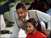 Call centre in South Africa