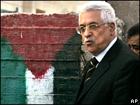 Mahmoud Abbas, Palestinian leader and co-founder of Fatah