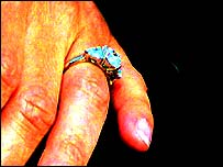 Diamond ring (archive)