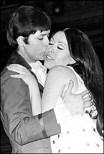 Cliff Richard and Massiel