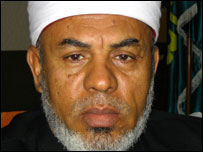 Sheikh Taj el-Din al-Hilali