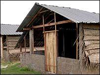 Permanent houses