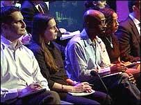 Newsnight jury