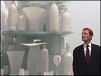 Sir Nicholas Serota next to exhibit at Tate Modern