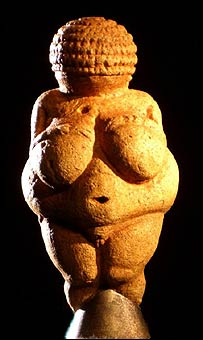 Venus of Willendorf, BBC