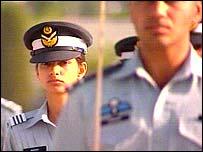 Cadet Saman Ahmed