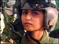 Cadet Saba Khan