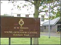Hydebank Wood jail
