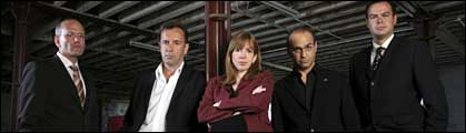 Investors from the BBC Two series