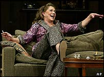 Kathleen Turner in Who's Afraid of Virginia Woolf