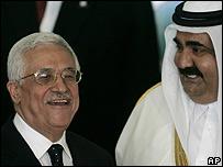 Mahmoud Abbas, presidente de la Autoridad Nacional Palestina