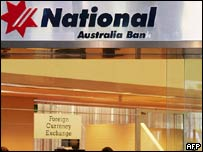 National Australia Bank branch