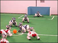 RoboCup 2005 - Georgia Tech