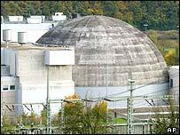 Obrigheim nuclear plant