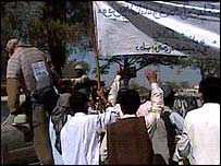 Jalalabad protest