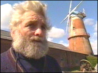Chris Nunn, owner of Sutton Mill