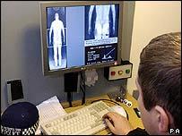 Police x-ray