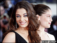 Aishwarya Rai and Laetitia Casta
