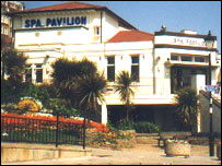 Spa Pavilion Theatre in Felixstowe