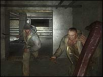 Condemned screenshot