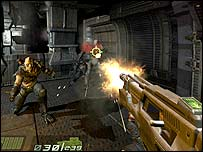 Quake IV screenshot