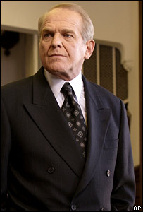 John Spencer as Leo McGarry in The West Wing