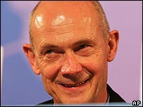 Pascal Lamy, WTO director-general