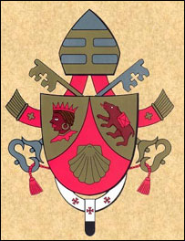Benedict XVI's Heraldic Shield