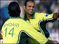 Rana Naved celebrates