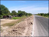 El Chaco en Paraguay (Fotograf�a de Eduardo y Alvaro Bedoya)