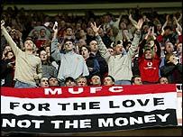 Man Utd fans