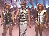 Bucks Fizz in 1981