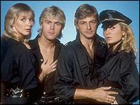 Bucks Fizz in 1983