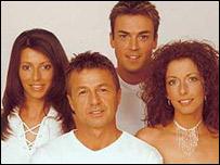 Bucks Fizz in 2002