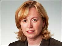 Energy minister Angela Smith
