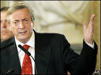 Presidente Kirchner