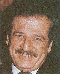 Luis Carlos Galán (foto cortesía de Banco de la República, Colombia).