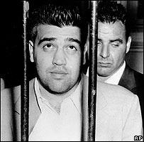 Vincent Gigante in 1957